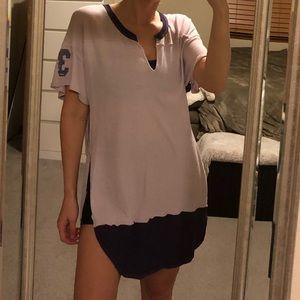 NWT Free People T-Shirt Dress